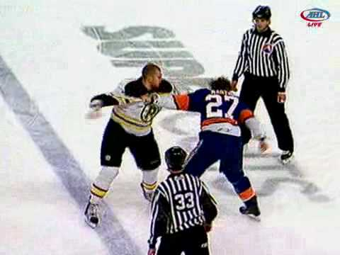 Lane MacDermid vs. Matt Martin