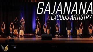 Gajanana | Exodus Artistry | Baijrao Mastani | Dance Choreography