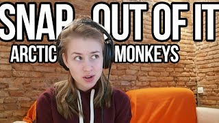Snap Out of It - Arctic Monkeys (Cover)