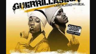 Zona de Gangsta (Audio) - Guerrilla Seca (GCK) (Video)