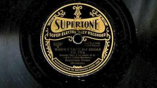 When I Take My Sugar To Tea by Casa Loma Orchestra, 1931