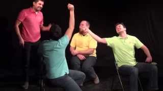Improv: Just Push Play - Taxi Driver