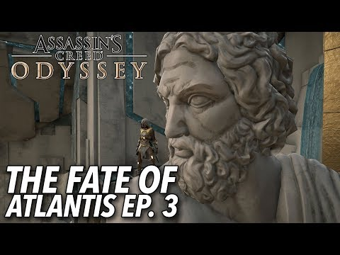 Assassin's Creed Odyssey: Fate Of Atlantis Episode 3
