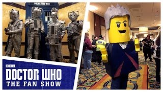 Cosplay at Gallifrey One | Doctor Who: The Fan Show