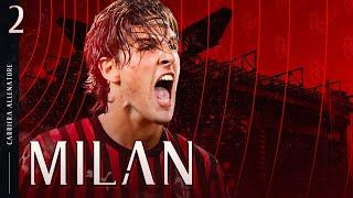 🚨💶 ZANIOLO al MILAN! 100 MILIONI di BUDGET TRASFERIMENTI! CARRIERA ALLENATORE AC MILAN   FIFA 20