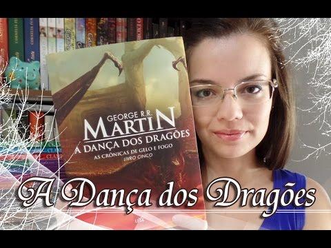 Livro - A Dança dos Dragões (George R. R. Martin)