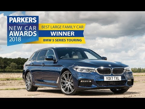 BMW 5-Series Touring Review Video