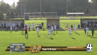 Argos Boys Soccer vs Bremen