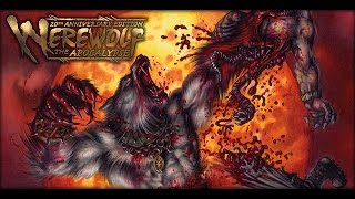 Werewolf: The Apocalypse Character Creation