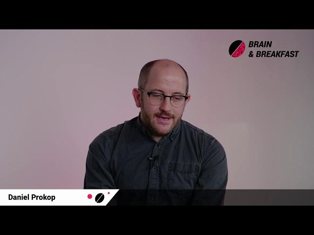 Dan Prokop o projektu Brain&Breakfast