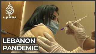 Lebanon kicks off vaccination against COVID 19