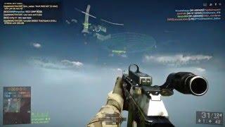 Самые жёсткие баги в Battlefield 4