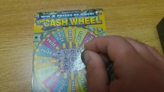 Cash Wheel from The Georgia Lottery