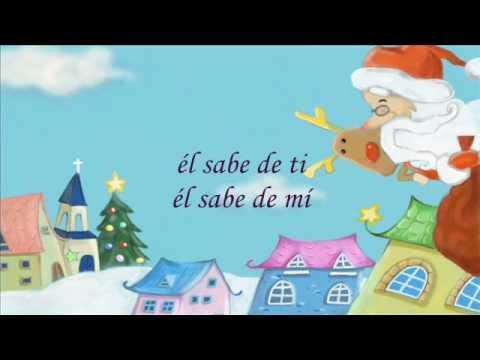 Luis Miguel- Santa Claus llegó a la ciudad (Letra)