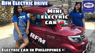 RFM Electric Car 🚗 | Smile E4 Wheel Car | #VLOG #011 #Rfmelectricdrive #rfmebike #ecofriendly