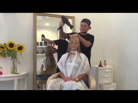 Maska do włosów Łopian olej do pielęgnacji włosów i pieprzem