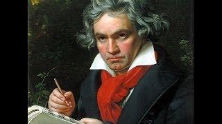 Людвиг ван Бетховен (1770-1827) - Немецкий композитор, дирижёр и пианист