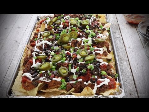 How to Make Super Nachos | Beef Recipes | Allrecipes.com