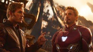 Мстители 3: Война Бесконечности (2018) — русский трейлер 2