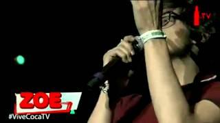 Zoe -Ultimos dias (Vive Latino 2012)
