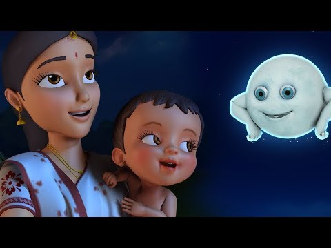 Ai Ai Chand Mama and much more | Bengali Rhymes Collection | Infobell
