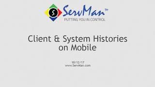 ServMan video