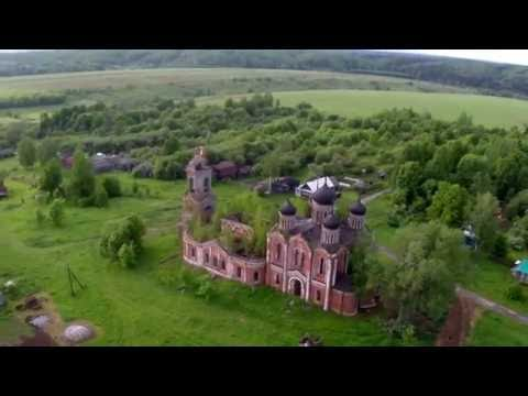 Церковь в городе белгороде