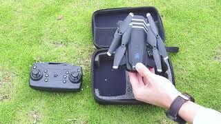 LS11 RC Дрон 4K с камерой HD 1080P Мини Складной Дрон FPV Wifi дроны Професс