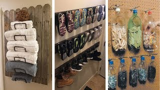 23 Super Clever Storage Hacks to Help You Declutter Your House