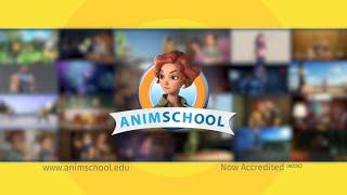 AnimSchool 3D Animation School - Ready to Learn 3D?
