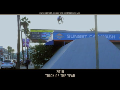2019 Trick Of The Year