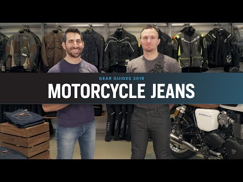 Best Motorcycle Jeans of 2018 at RevZilla.com