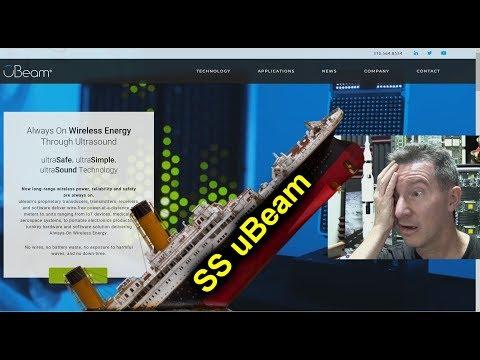 EEVblog #1224 - uBeam is Sinking!