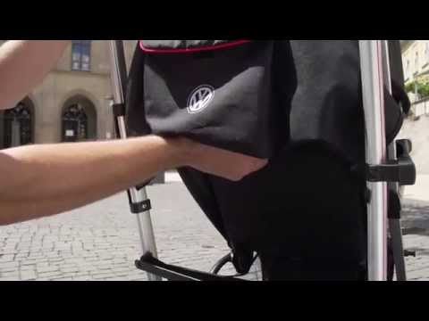 Kinderwagen Volkswagen  Kinderbuggy von knorr-baby