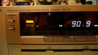 Kitchen Table Electronics Repair: Sherwood RX-5502 Multi
