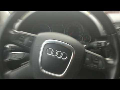 US Standlicht Richtig Codiren Audi A4 B7