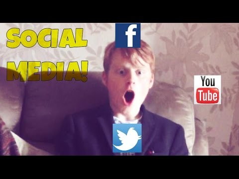If People Acted Like Social Media Networks