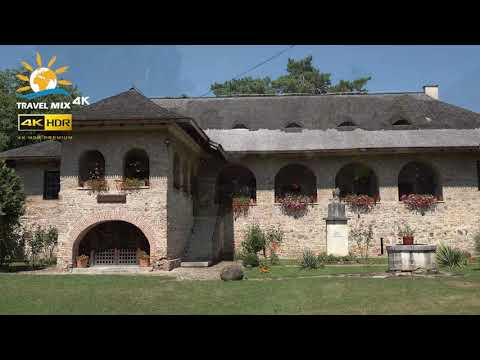 Casa Domnească Brebu. Travel Mix 4K #promo