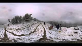 【蘋果360】全視角的雪地景致 《蘋果》帶你親臨現場