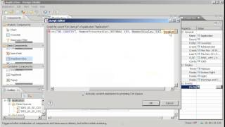 Create a cascading filter in an application: SAP BusinessObjects Design Studio 1.0