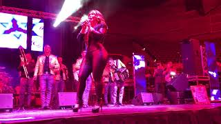 Esa No Soy Yo - Chiquis Rivera Performing Live in Milwaukee Wisconsin