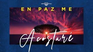 3 Horas Música Instrumental Cristiana Para Orar Con Sonidos de Arroyos y Mar | EN PAZ ME ACOSTARÉ