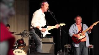 """Twisting by the Pool"" - Solid Rock Dire Straits Tribute"