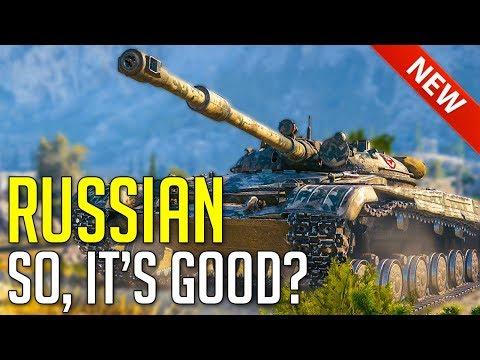 New LT-432 • It's Russian, So It's Worth it? ► World of Tanks LT-432 Gameplay