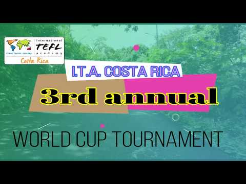 ITA Costa Rica Annual Soccer Tournament