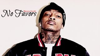 Nipsey Hussle - No Favors [AUDIO]