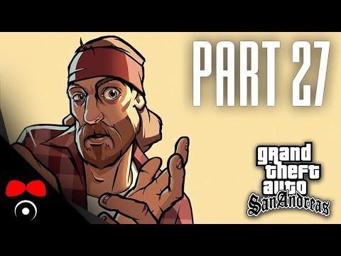 JETPACK A ZELENÝ BAHNO! | GTA: San Andreas #27