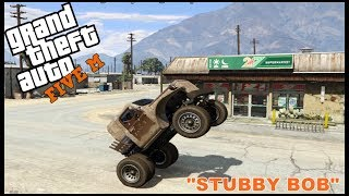 GTA 5 ROLEPLAY - COPS HATE STUBBY BOB WHEELIES - EP. 155 - CIV