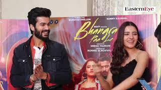 Sunny Kaushal & Rukshar Dhillon recreate the iconic songs of hit Bollywood jodis | Bhangra Paa Le