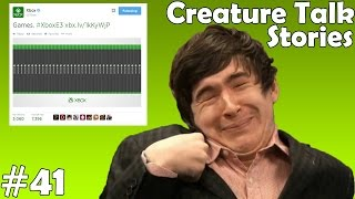 Creature Talk Stories Ep.41 Aleks and The Microsoft Picture